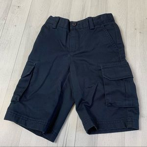 Lands' End | Boy's Pre-Owned Navy Cargo Shorts